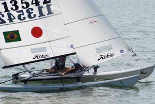 2014 Hobie 16 North Americans 1st Panam Games Qualifier