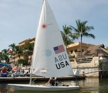 Eight more spots decided at Laser North Americans