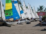 GUA, USA and PUR take first three spots in Hobie 16
