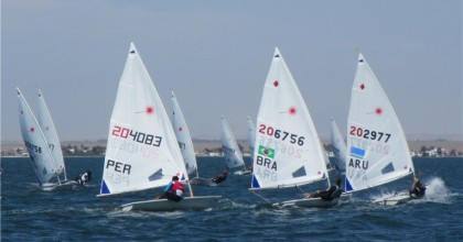 ARG, ARU, URU and CHI claim spots in Laser Radial