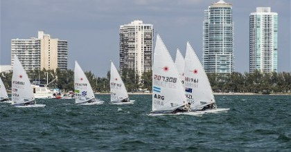 In Miami VEN, DOM, URU, PUR, COL qualified in Standard and MEX, LCA, BER in Radial